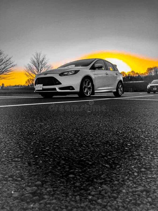St de Ford Focus photos stock