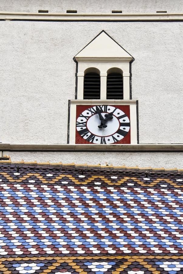 St. de Kerk van het teken royalty-vrije stock fotografie