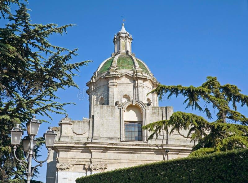 St. Domenico Convent. Altamura. Apulia. Image of the St. Domenico Convent. Altamura. Apulia royalty free stock photo