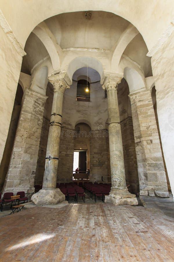 St Donatus Church, Zadar imagenes de archivo