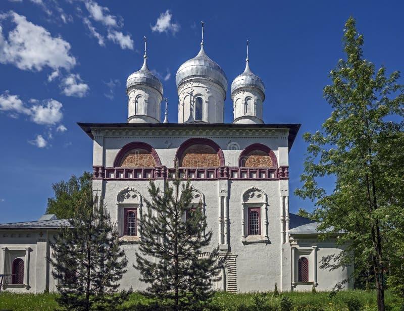 St.-Dreiheits-orthodoxe Kirche lizenzfreies stockfoto