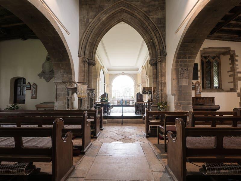 St Edmund kerk royalty-vrije stock foto's