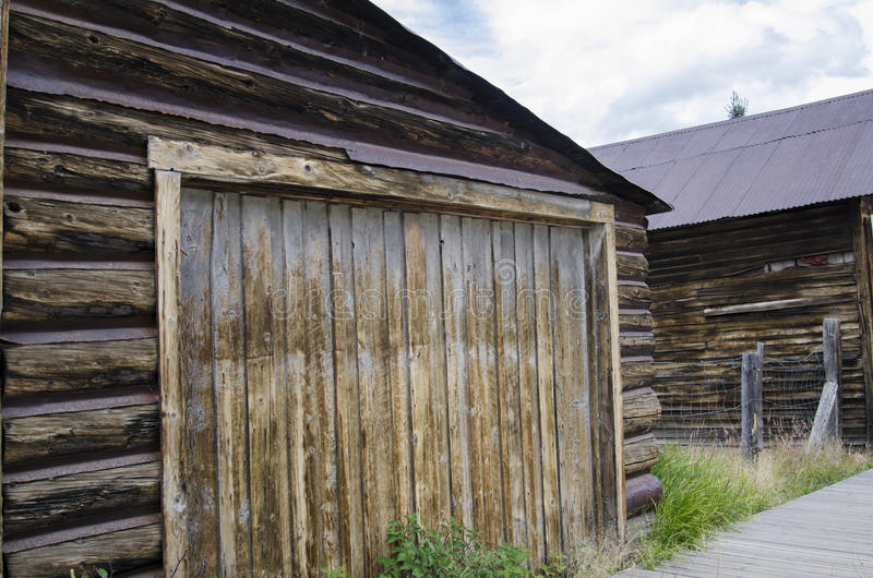 St Elmo Ghost Town in Colorado and Gold town. St. Elmo is a ghost town in Chaffee County, Colorado, United States. Founded in 1880. Nearly 2,000 people settled royalty free stock photos