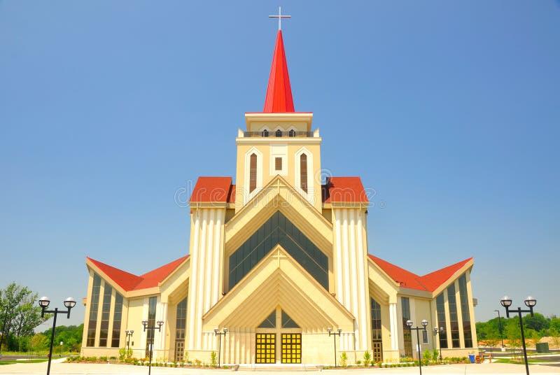 St. Eugene de Mazenod Church images libres de droits