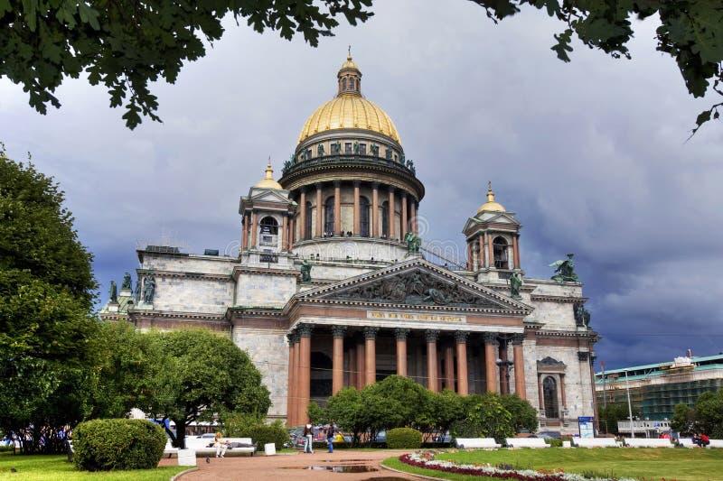 St för domkyrkaisaac petersburg russia s saint