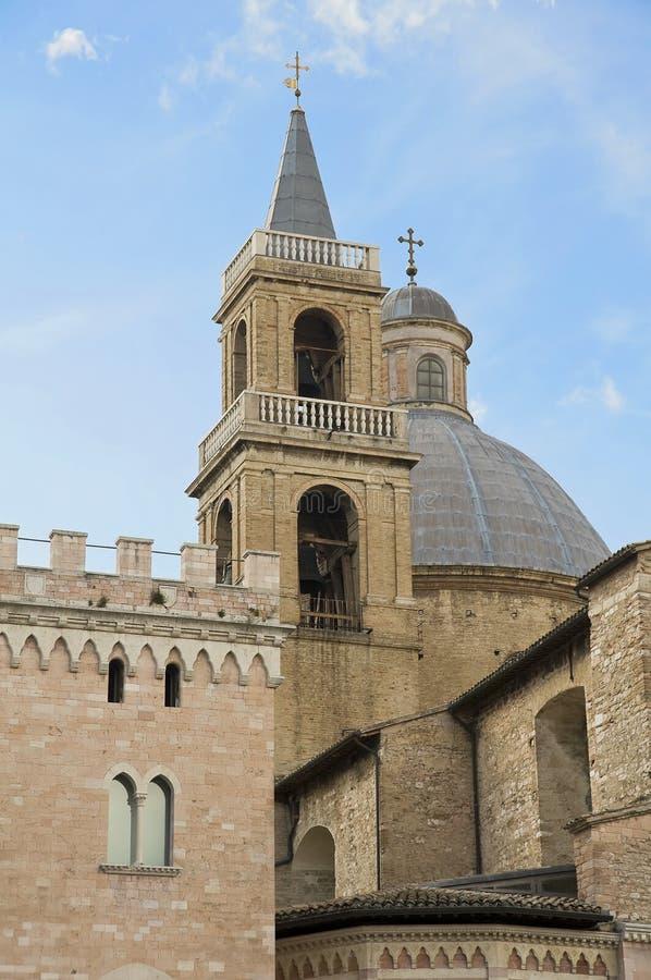 Free St. Feliciano Cathedral. Foligno. Umbria. Stock Photo - 15959520