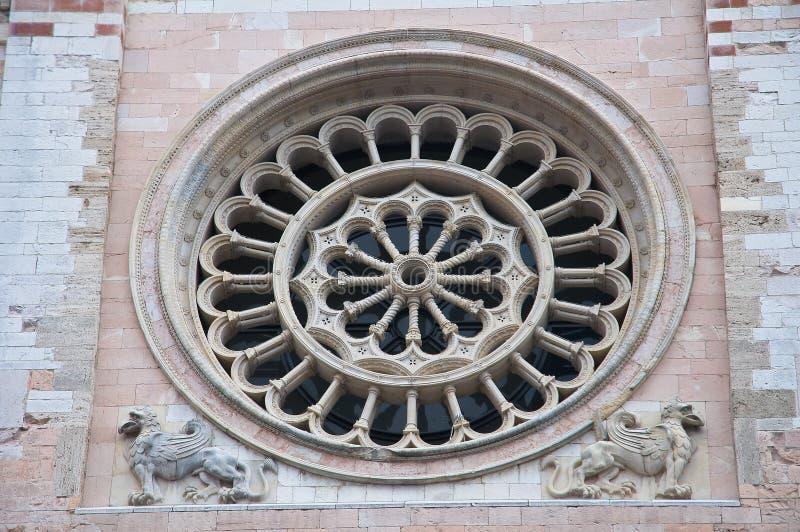 Download St. Feliciano Cathedral. Foligno. Umbria. Italien. Arkivfoto - Bild av klosterbroder, århundrade: 37349476