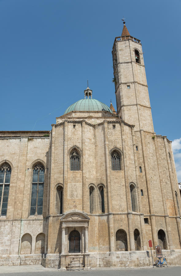 Free St. Francis Church In Ascoli - IT Royalty Free Stock Photo - 66511775