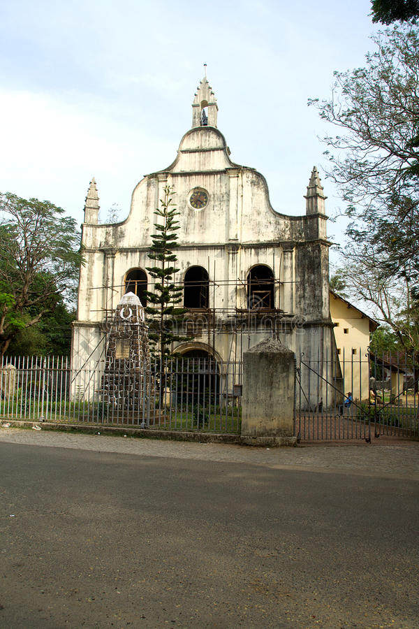 St Francis Church, Kochi foto de stock royalty free
