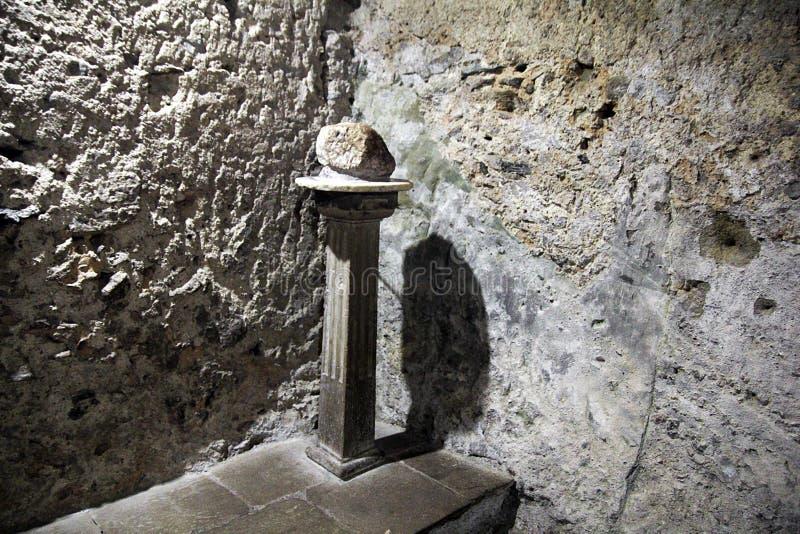 St Francis ermitaż zdjęcie royalty free