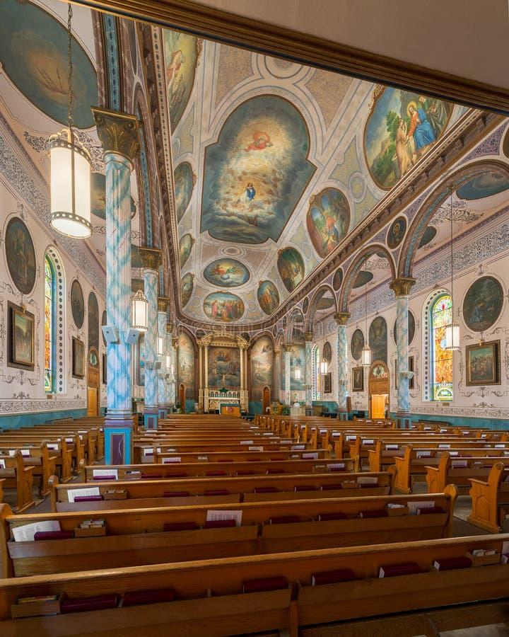 St Francis Xavier Church stock afbeelding