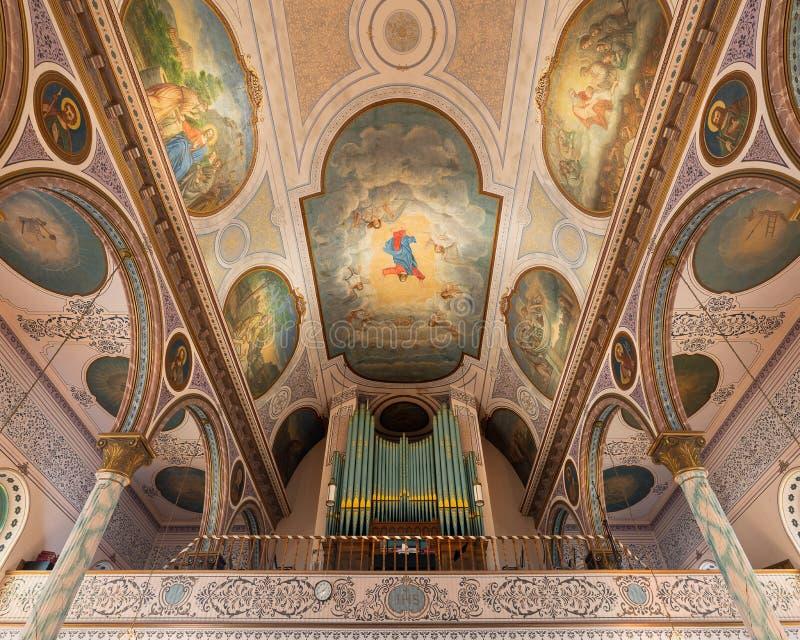St Francis Xavier Church royalty-vrije stock foto's