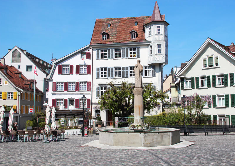 St Gallen zdjęcie royalty free