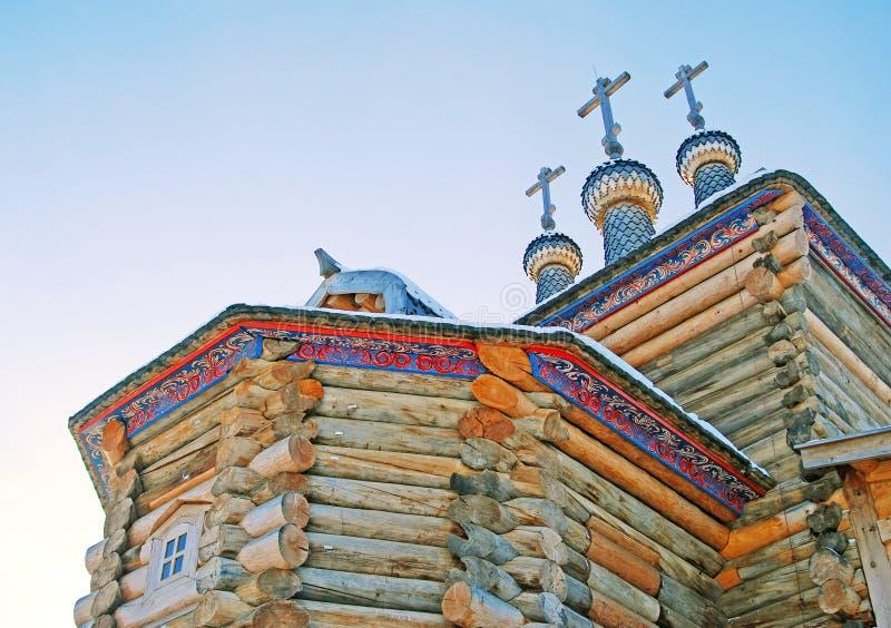 St. George победоносная церковь стоковое фото