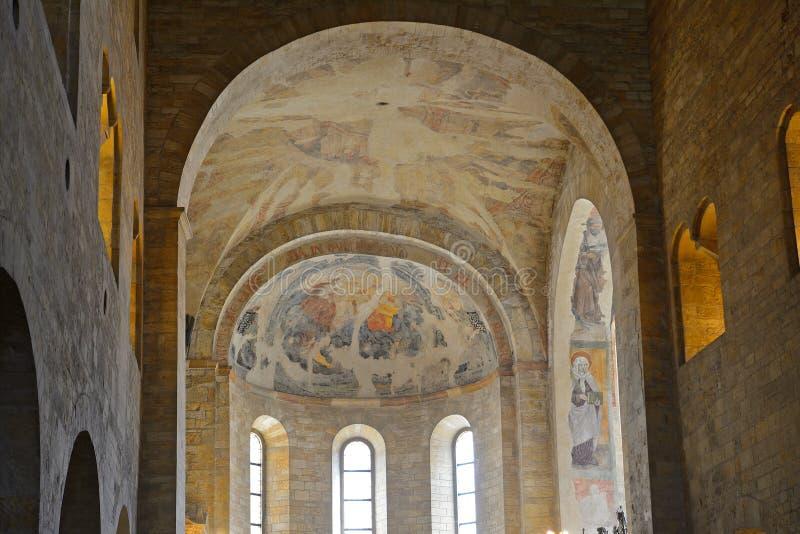 St George Basilica, Prague, République Tchèque photos libres de droits