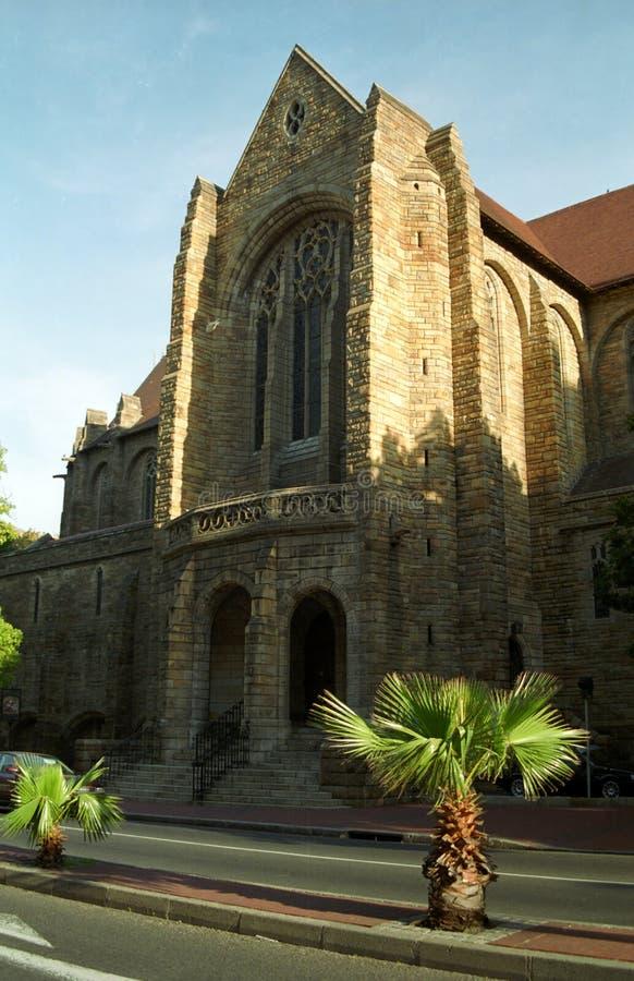 St George Cathedral, Cape Town, République sud-africaine photographie stock libre de droits