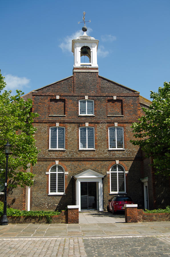 Download St George Church, Portsea, Portsmouth Stock Image - Image: 35008745