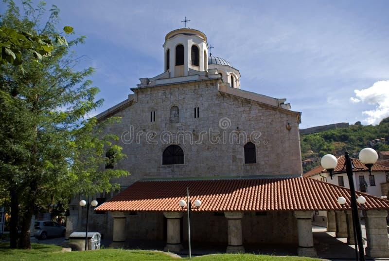 St George Church, Prizren, Kosovo photo stock