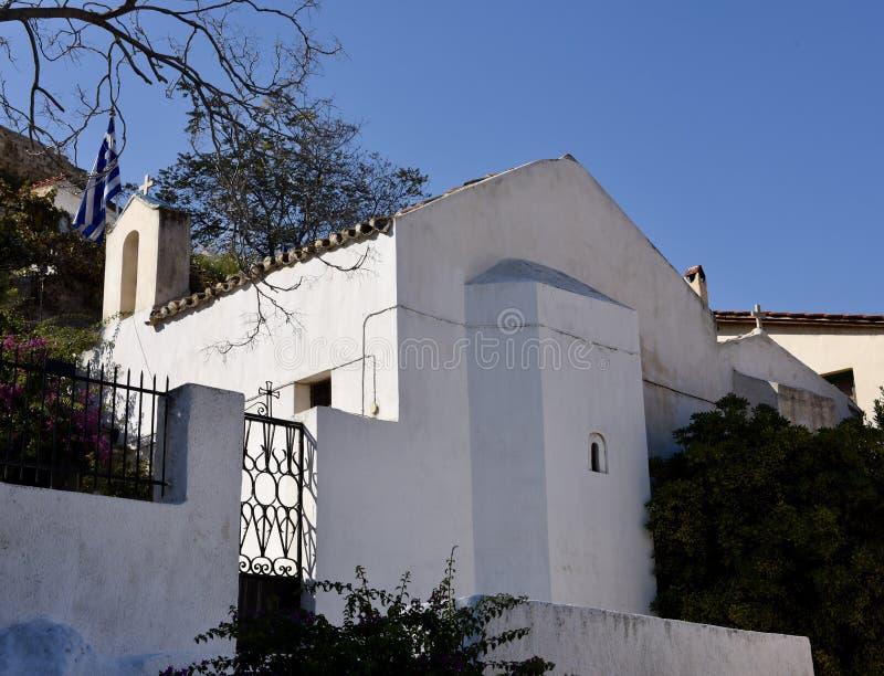 St George des Felsens lizenzfreies stockfoto