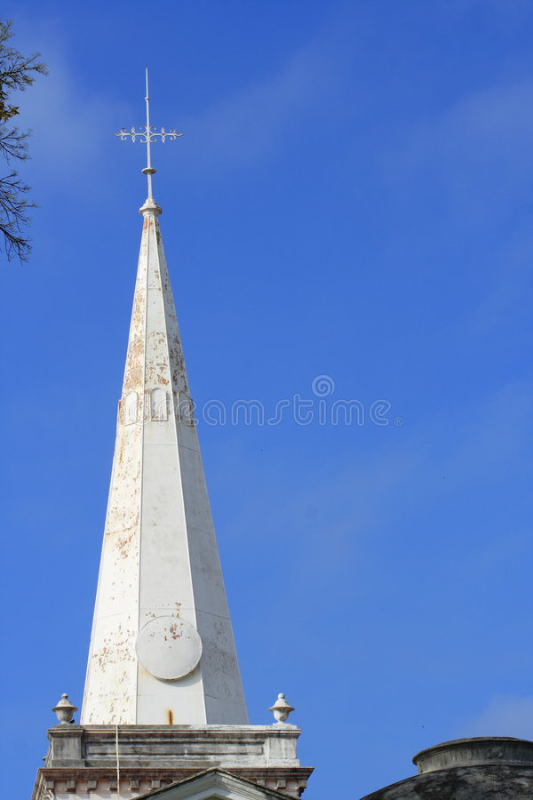 St. George History Church In Malaysia royalty free stock images