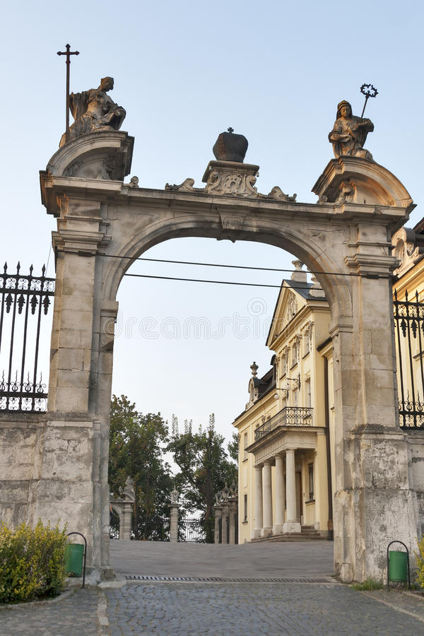 St. George's Cathedral, Lviv royalty free stock photos