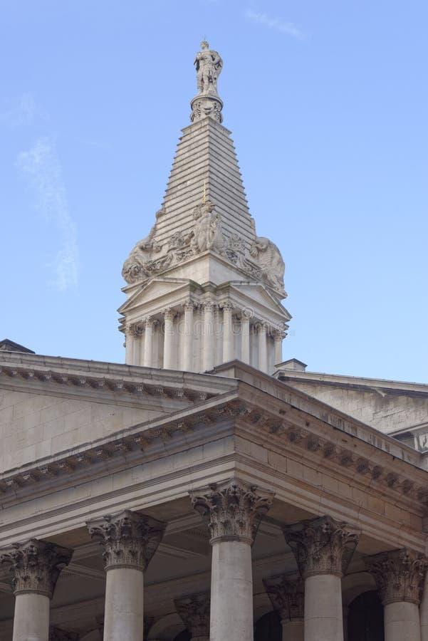St George`s church london england stock photo