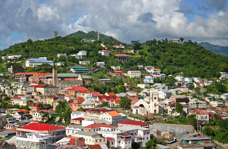 Download St. George's, Grenada Royalty Free Stock Photography - Image: 14472177