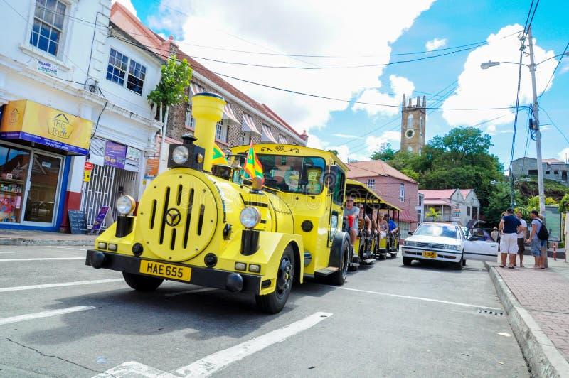 St George s Grenada stock foto