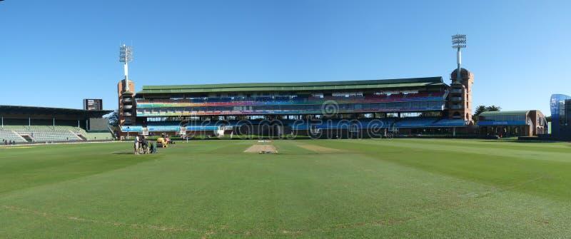 St. George's Park cricket stadium stock image