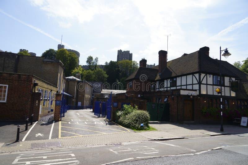 St George`s School Windsor Castle fotografering för bildbyråer
