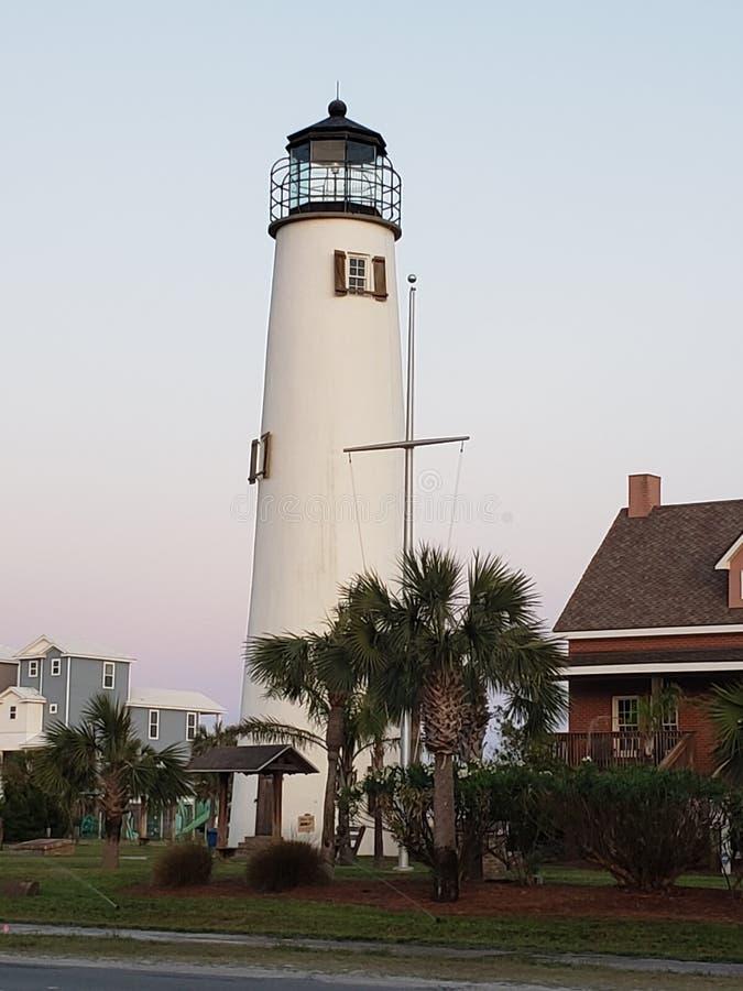 St George wyspy latarnia morska zdjęcia royalty free