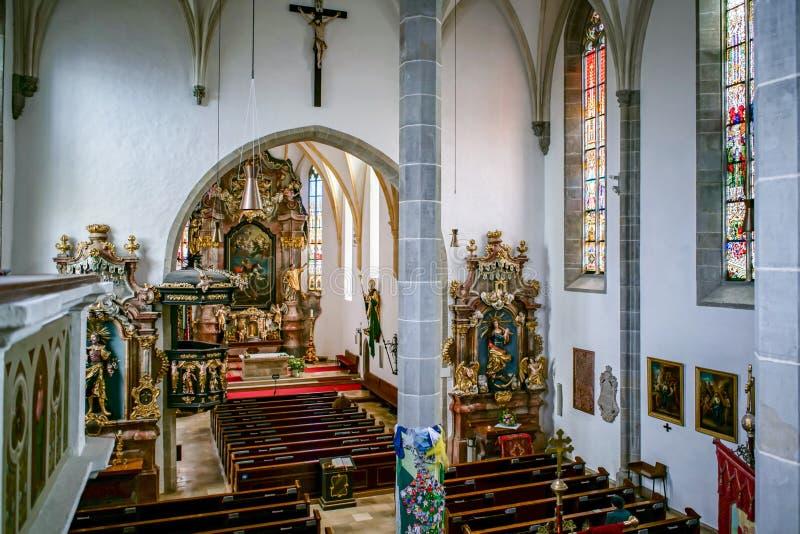 ST. GEORGEN, UPPER AUSTRIA/AUSTRIA - SEPTEMBER 18 : Interior Vie stock images