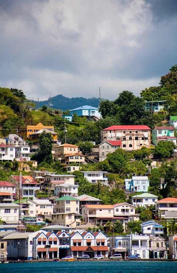 St Georges, Grenada royaltyfria bilder
