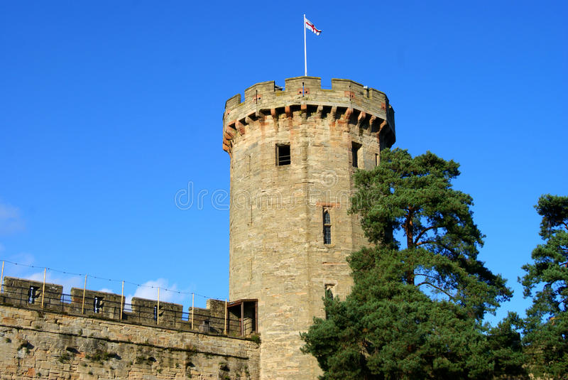 St Georges tower stock photo