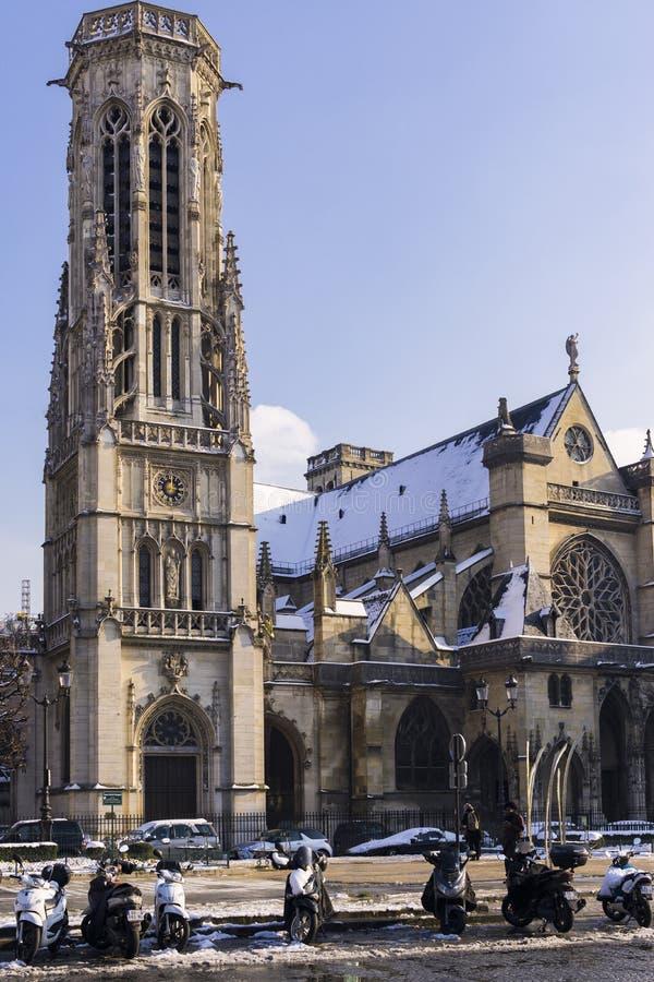 St Germain l ` Auxerrois image stock