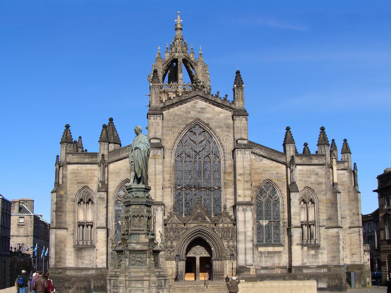 Download St. Giles Cathedral Stock Photography - Image: 18601992