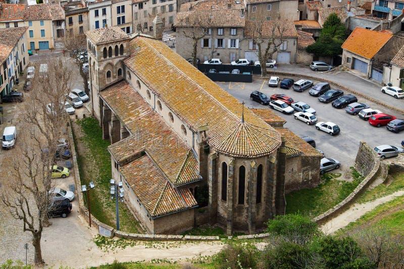 St Gimer d'église images stock