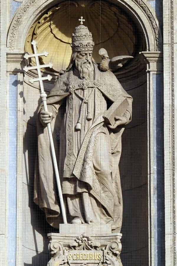 St Gregory imagenes de archivo