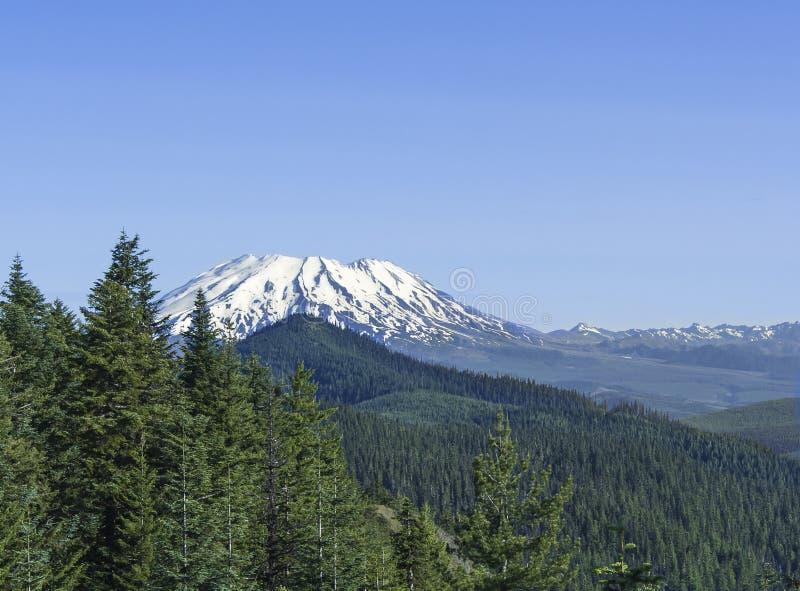 St. Helens do Mt. imagens de stock royalty free