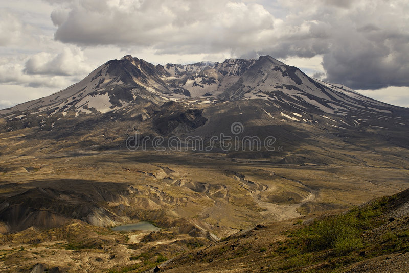 Download St'Helens Volcano stock image. Image of volcano, state - 947555