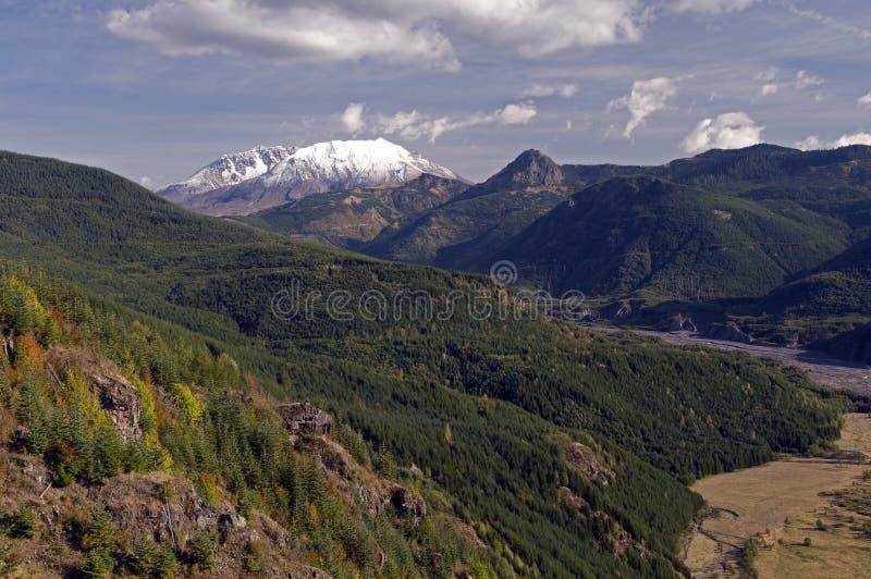 St Hellens del Mt imágenes de archivo libres de regalías