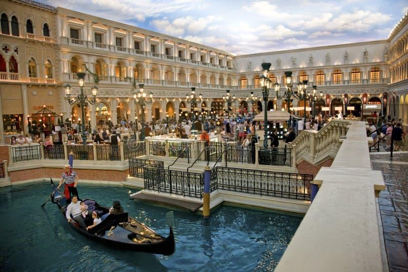 St. Hotel veneciano cuadrado de la marca fotos de archivo