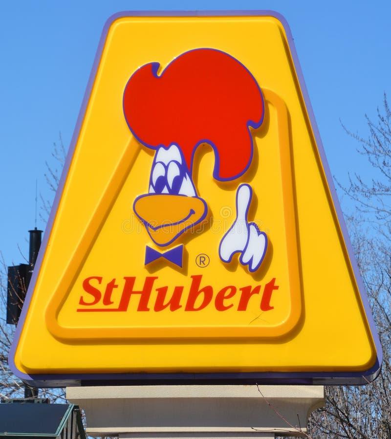 Download St-Hubert BBQ Ltd editorial stock photo. Image of grill - 89858923