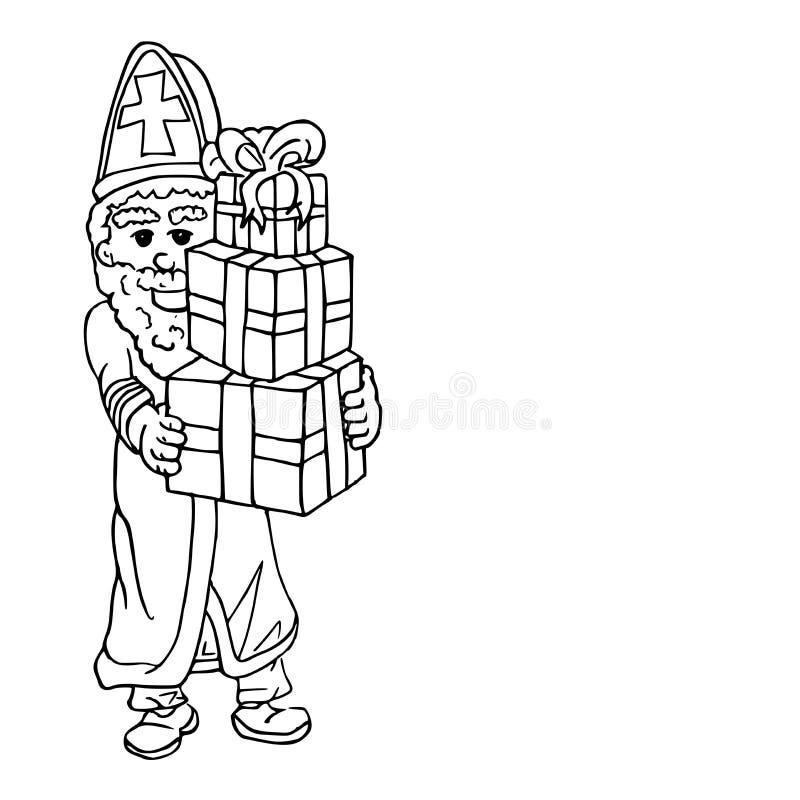 St Inkeping royalty-vrije illustratie