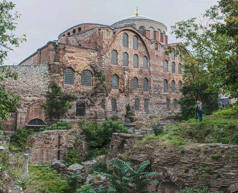 St. Irene, Istanbul. St. Irene. Istanbul Mosque in Istanbul, Turkey,, Isla, religion musulmanstro Sunni Europe Asia stock images