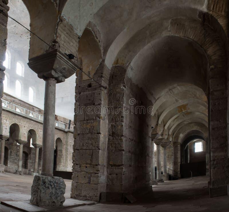 St. Irene, Istanbul. St. Irene. Istanbul Mosque in Istanbul, Turkey,, Isla, religion musulmanstro Sunni Europe Asia royalty free stock images