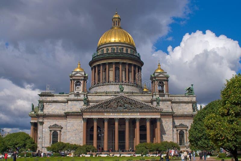 st isaac petersburg России собора стоковая фотография