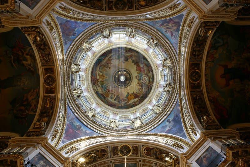 st isaac s собора стоковые фото