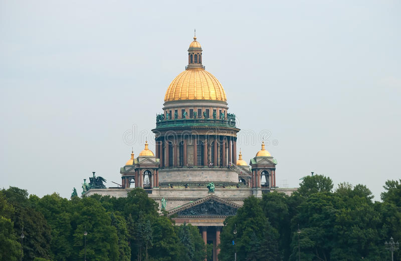 Download St. Isaac's Cathedral stock photo. Image of petersburg - 17897922