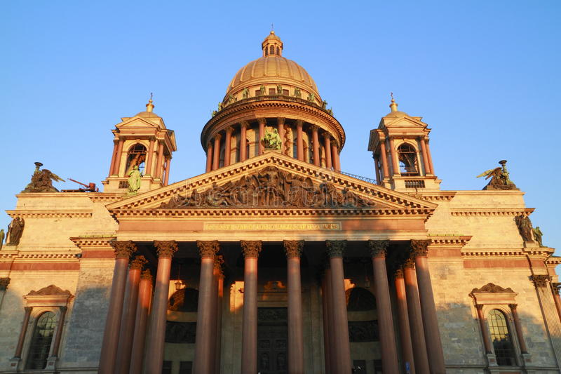 Download St. Isaac's Cathedral Royalty Free Stock Image - Image: 20438786
